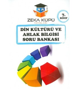 7. Sınıf Din Kültürü ve Ahlak Bilgisi Soru Bankası Zeka Küpü Yayınları