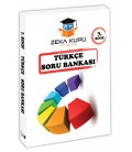 7. Sınıf Türkçe Soru Bankası Zeka Küpü Yayınları