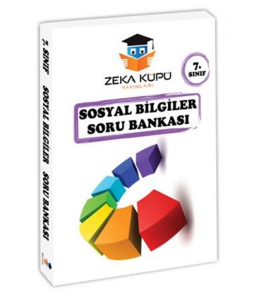 7. Sınıf Sosyal Bilgiler Soru Bankası Zeka Küpü Yayınları