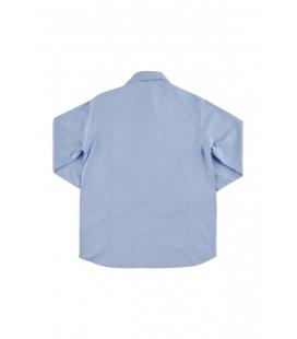 Bikkembergs Mavi Erkek Çocuk Gömlek 3430DJMCA54