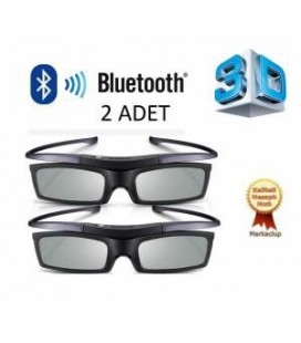 Vestel 3D Aktif Gözlük - Pilli 2 Adet