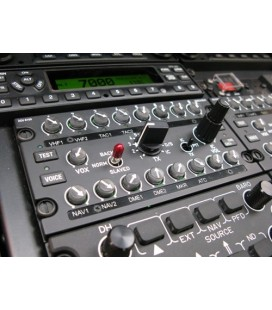 Becker Avionics DVCS 6100 Ses Kontrol Ünitesi
