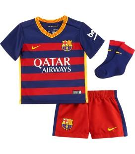 Nike Fc Barcelona  Bebek Forma Takımı Unisex  658684