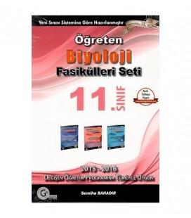 11. Sınıf Öğreten Biyoloji Fasikülleri Gür Yayınları