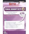 12. Sınıf LYS / ÖSYM Tipi Yeni Nesil Öğreten Türk Edebiyatı 4 Soru Bankası