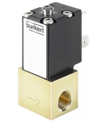 Burkert Kontrol Vanası 2861 A 0,8 FKM 24V