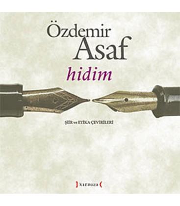 Özdemir Asaf Hidim Şiir ve Etika Çevirileri