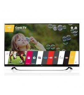 LG 43UF7787 43'' (108 CM) 4K UHD WEBOS SMART LED TV,DAHİLİ UYDU ALICI