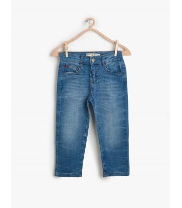 Koton Klasik Kesim Pantolon 6YKB48351DDFE6