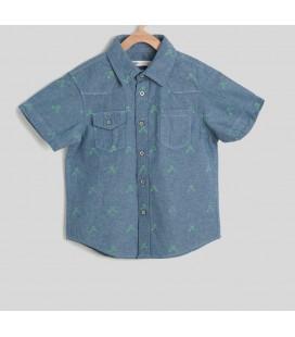 Koton Erkek Çocuk Gömlek 6YKB68504DD