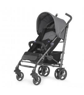 Chicco Lite Way Stroller 2 Top BB Coal Bebek Arabası