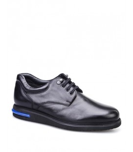 Cabani Oxford Erkek Ayakkabı Siyah Deri 5Kea07ay102j95