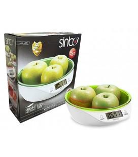 Sinbo SKS-4521 Elektronik Mutfak Tartısı Terazi