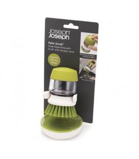Joseph Joseph PALM SCRUB Sıvı Sabun Hazneli Bulaşık Fırçası