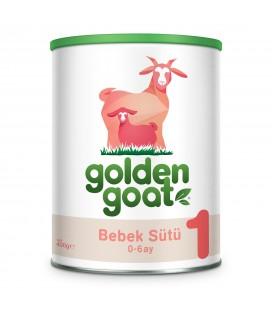 Golden Goat 1 Keçi Sütü Bebek Sütü 400 gr