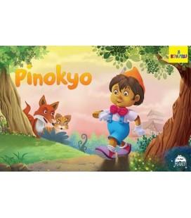 Pinokyo 3 Boyutlu Çocuk Kitabı