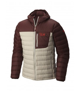 MOUNTAIN HARDWEAR Mont Dynotherm Hooded Down Jacket Om6996
