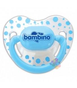 Bambino Desenli Damaklı Silikon Emzik No 2 Be 806