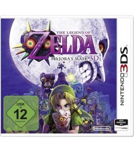 The Legend of Zelda Majora's Mask Nintendo 3DS Oyun