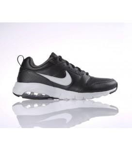 Nike Air Max Motion Leather Siyah Gri Erkek Spor Ayakkabısı 858652-001