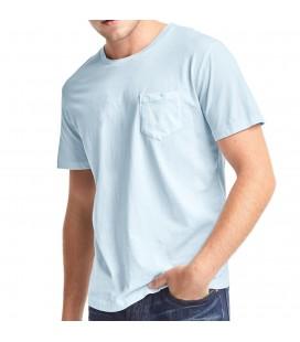GAP Bisiklet Yaka T-Shirt 523043