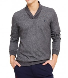 U.S. Polo Assn. Gri Regular Basic sweatshirt G081GL082.000.344376