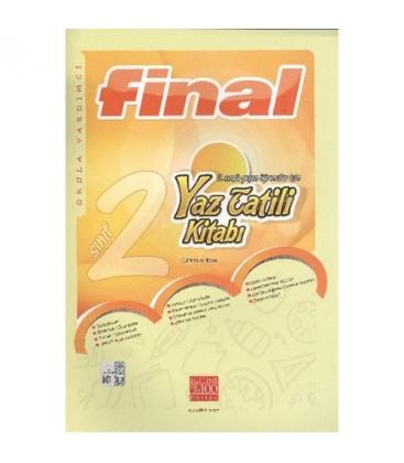 Final 2. Sınıf Yaz Tatil Kitabı 3. Sınıfa Geçen Öğrenciler İçin