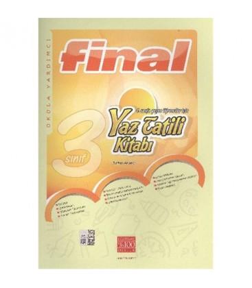 Final 3. Sınıf Yaz Tatil Kitabı 4. Sınıfa Geçen Öğrenciler İçin
