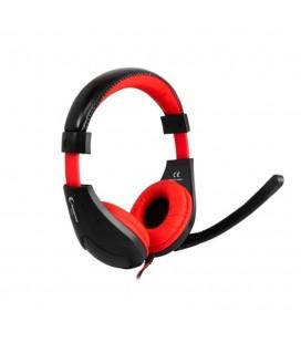 Snopy Rampage SN-R2 Siyah/kırmızı Oyuncu Mikrofonlu Kulaklık