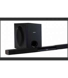Philips HTL5140B 2.1 Kanal Bluetooth & NFC 320W Kablosuz Soundbar Ses Sistemi