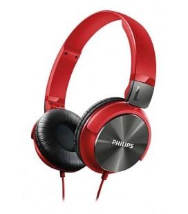 Philips  Kulaküstü Kırmızı Kulaklık SHL3160