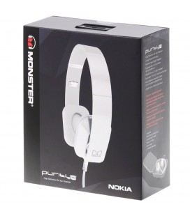 Nokia Monster WH-930 Purity HD Stereo Kulaküstü Kulaklık