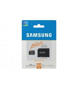 Samsung 64GB PLUS Micro SD XC Hafıza Kartı