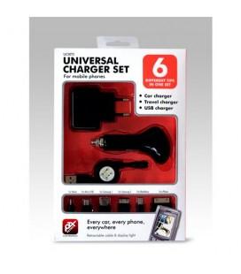 Petrix UCSET06 Micro USB 3'lü Şarj Seti 1000mAh