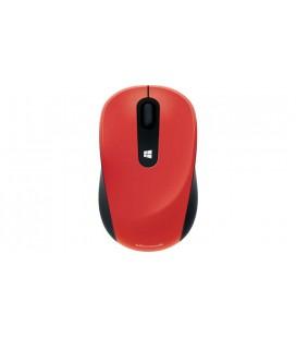 Microsoft Mouse Sculpt Mobile Kırmızı Mouse (43U-00025)