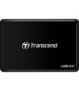 Transcend TS-RDF8K USB 3.0 Çoklu Kart Okuyucu Siyah