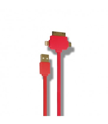 Petrix is 3in1 data cable and Smart Phone Charger PFK700
