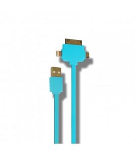 Petrix 3in1 Akıllı Telefon  Şarj ve Data Kablosu PFK700