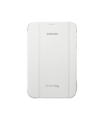 Samsung Galaxy Note 8 .0 Leather Case-White
