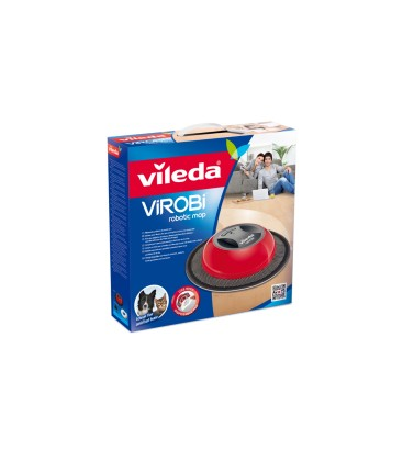 Vileda Virobi Robotik Şarjlı Paspası