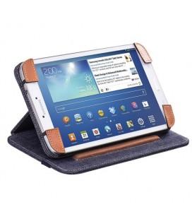 Eye-Q  Samsung Tab 3 T310 Kot Kumaşı Tablet Kılıfı EQ-LT310K