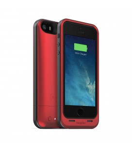 Mophie iPhone 5 / 5S Şarjlı Kılıf Air 1700 mAh, Kırmızı