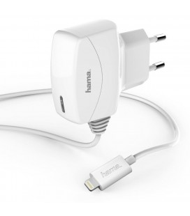 HAMA 102098 iPhone 6s Lightning Şarj Cihazı MFI Lisanslı 1000 mA