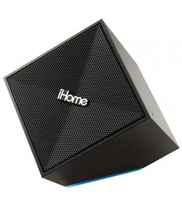 iHOME Portable Bluetooth Speaker ve Speakerphone, Siyah