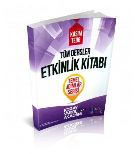 TEOG Temel Adımlar Serisi Tüm Dersler Etkinlik Kitabı
