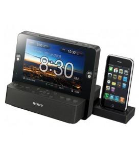 Sony Rüya Makinası Usb ve  İphone İpod İçin Saatli RadyoICF-CL75iP