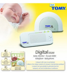 Tomy SR200 Dijital Bebek Telsizi