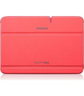 Original Samsung N8005 Galaxy Note 10.1 Pink leather case EFC-1G2NPECSTD
