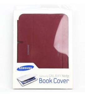 Original Samsung N8005 Galaxy Note 10.1 Leather Case - Red - EFC-1G2NRECSTD