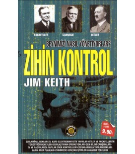 Zihin Kontrol - Yazar Jim Keith